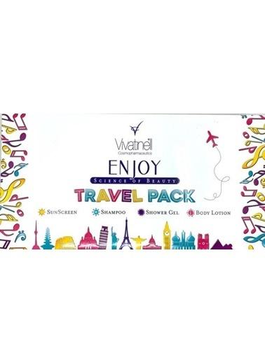 VIVATINELL VIVATINELL ENJOY Travel Pack 4 x 100 ml Renksiz